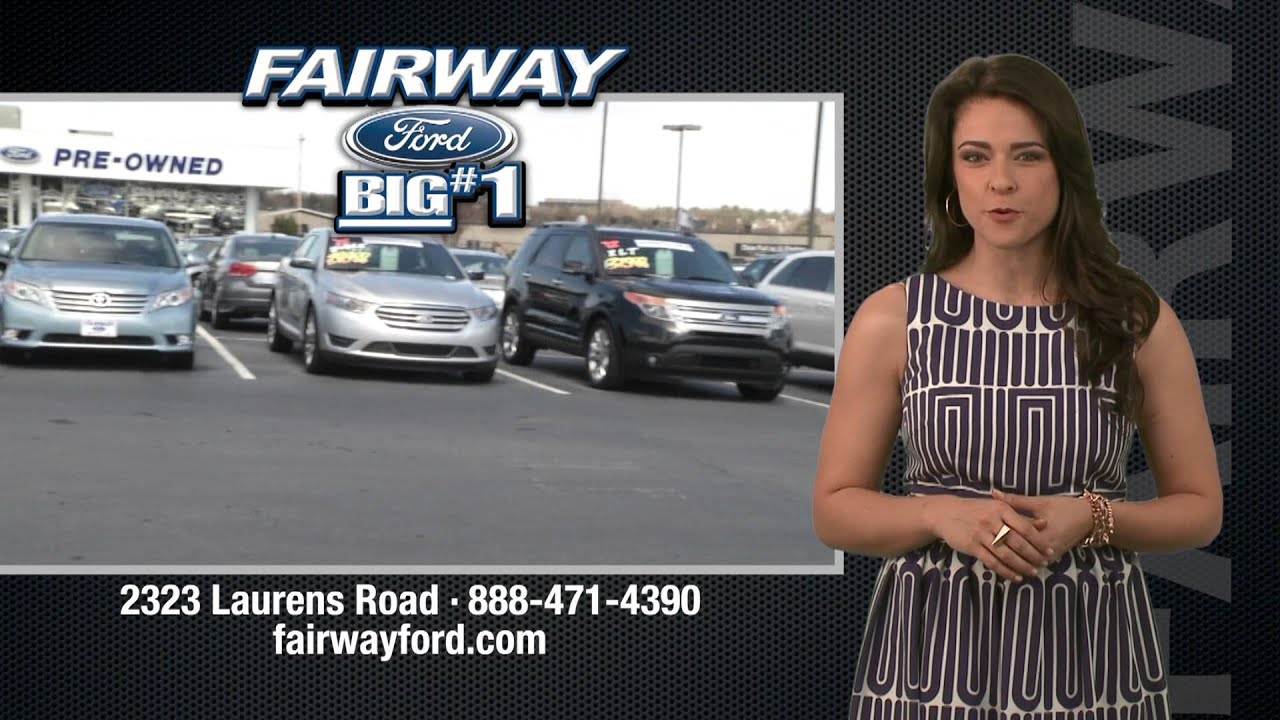 Erika Grace Powell for Fairway Ford Lincoln CPO Take 2