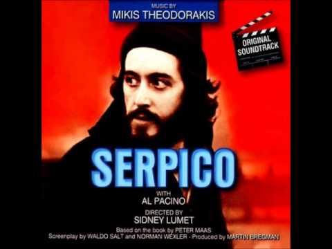 Mikis Theodorakis - Serpico - Theme