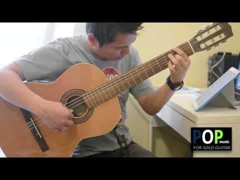 a certain sadness guitar tutorial - YouTube