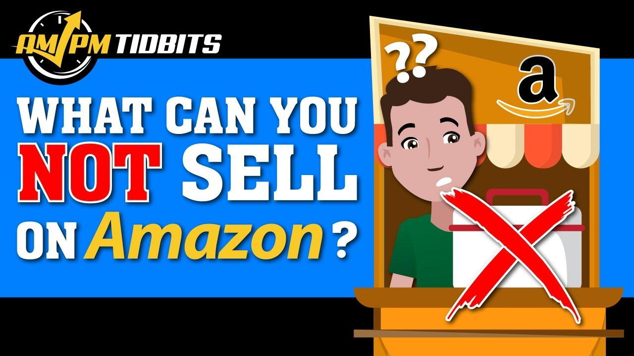 how do i sell things on amazon