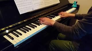 【使用楽譜】月刊ピアノ2004年7月号.
