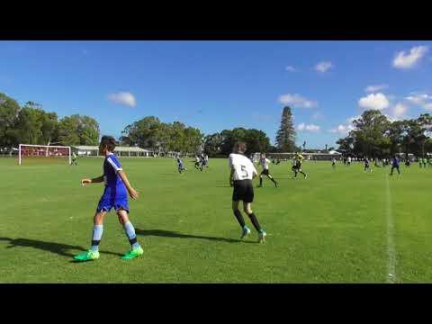 Cockburn City SC vs Perth Glory (U13 NPL Friendly) First Half
