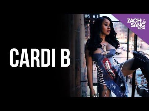 Cardi B talks Bodak Yellow, Kodak Black and Taylor Swift