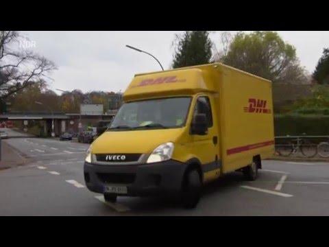 TV Doku: Immer wieder Ärger mit der Deutschen Post in Hamburg - keine Briefe