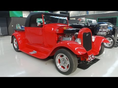1928 Ford A 'Hot Rod' Pick Up (RHD) - 2017 Shannons Melbourne Autumn Classic Auction