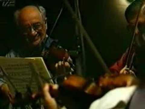 Rehearsal with Moscow Virtuosi and Vladimir Spivakov
