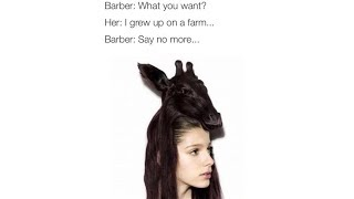 Haircut Memes
