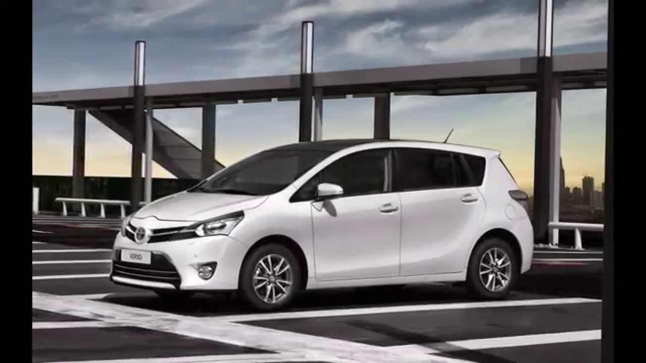 2015 Toyota Verso Hybrid Specs And Review Youtube