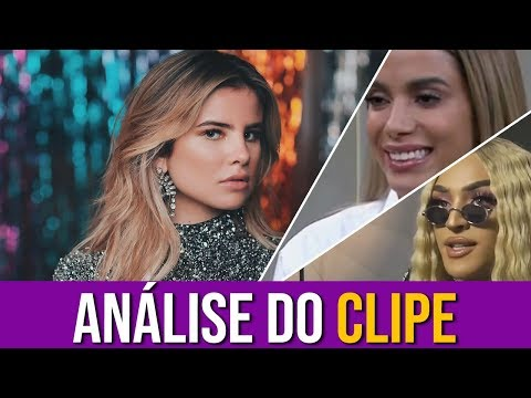 "Anitta e Pabllo Vittar Analisam: ""Giulia Be - Too Bad"""