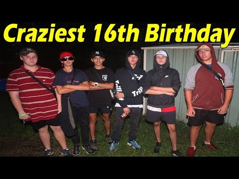 YOU WON'T BELIEVE THIS CRAZY 16TH BIRTHDAY! (Shirls Roasts And Reacts)