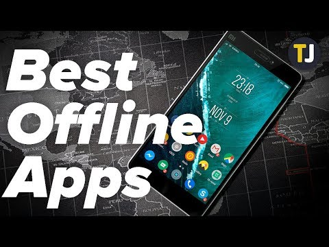 The BEST Offline Apps For Android!