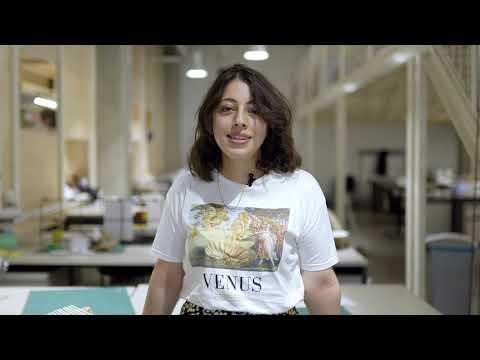 Öğrenci Gözünden MEF Üniversitesi / Helin Baskın - İç Mimarlık