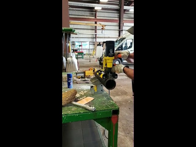 MagDrill Disruptor 30 in Action | Magswitch Technology