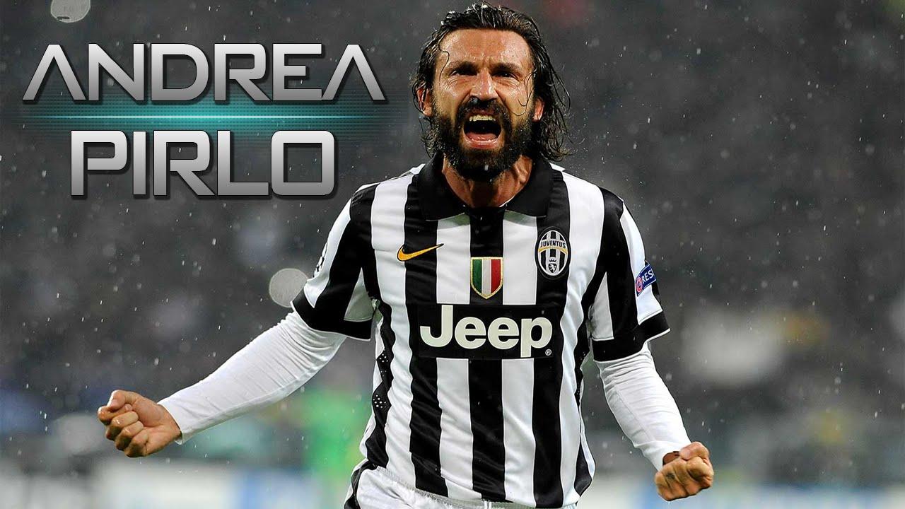 Andrea Pirlo ○ All Goals for Juventus ○ Grazie Maestro ○ 2011