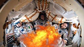 Astronauts MIRACULOUSLY Survive Ballistic Rocket Crash