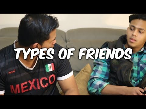 Bengali Funny Video - Types Of Friends 2017