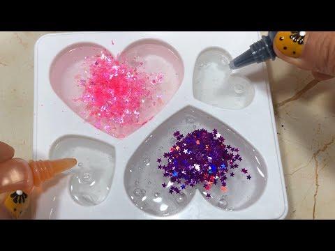 Glitter Slime Making - Most Satisfying Slime Videos #7 | Tom Slime
