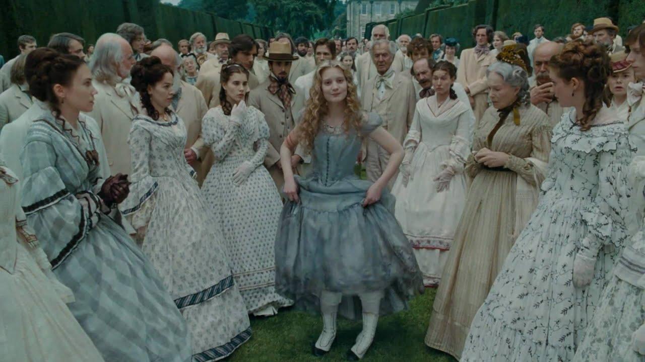 Film Torments Alice In Wonderland 2010 Surprisingly Competent Media