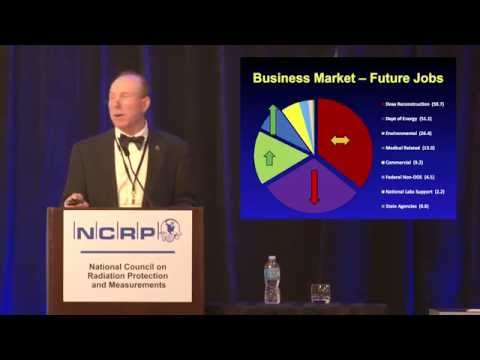 Matthew P. Moeller, Business of Health Physics: Jobs in a Changing Market
