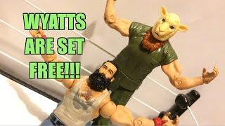 WWE ACTION INSIDER: BP31 Luke Harper Erick Rowan MATTEL Basic Wrestling Figures Battle Pack Review