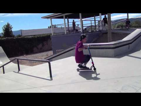 Oliver/Osoyoos Crew Game of Scoot |