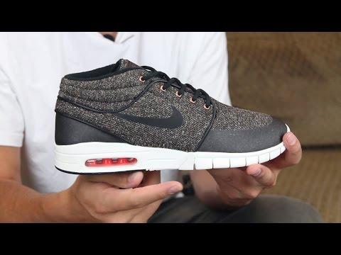 Nike SB Stefan Janoski Max Mid Shoes Review - Tactics.com