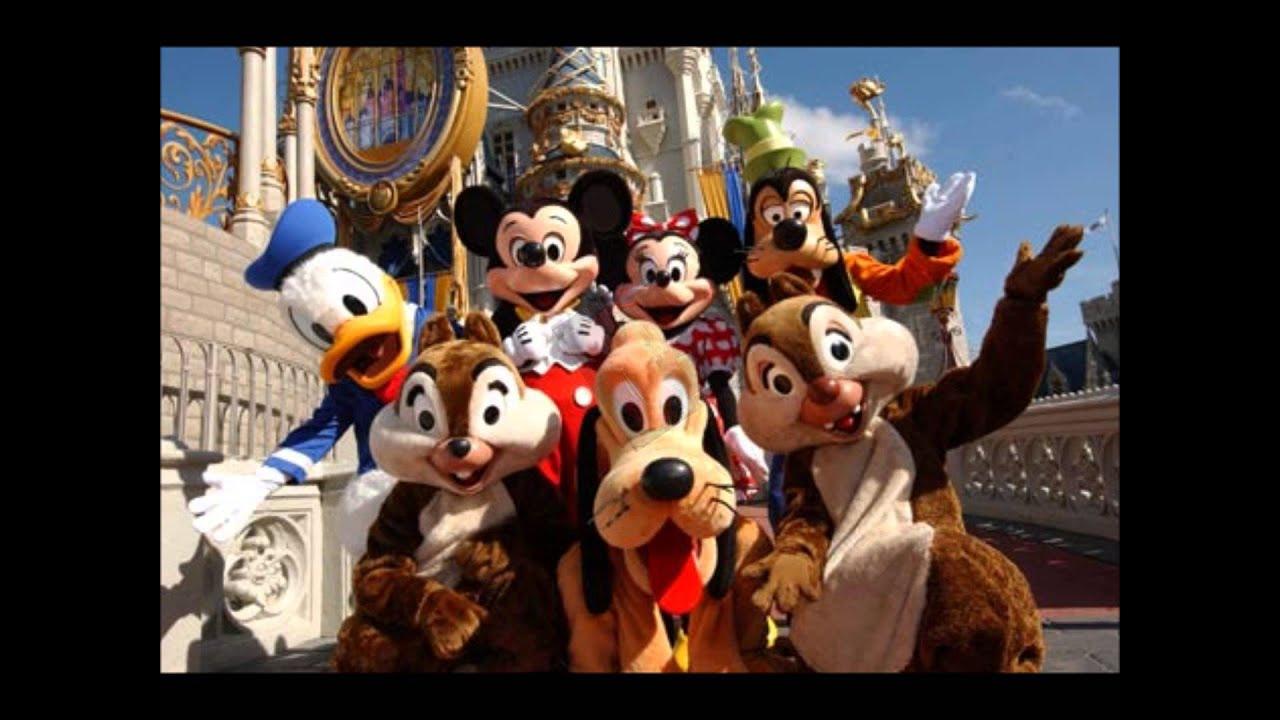As melhores fotos da Disney - YouTube