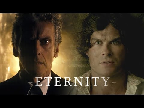 How Many Seconds In Eternity | THE VAMPIRE DIARIES Version! | Rescore HD