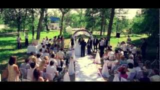 Ирина и Евгений. Красивая свадьба в Волжском от NaumFilm
