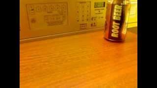 Juomatestissä White Rock Cream Soda -virvoitusjuoma