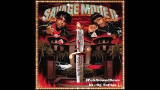 21 Savage & Metro Boomin - No Opp Left Behind #SLOWED