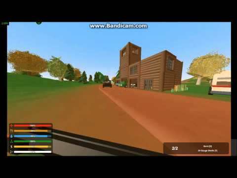 how to start multiplayer game unturned