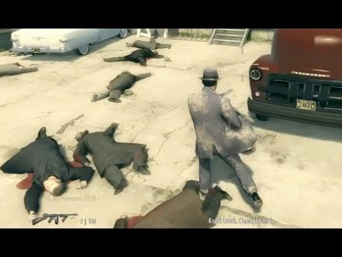 "Mafia 2! - Chapter 9 ""Balls and Beans"""