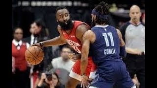 Houston Rockets vs Memphis Grizzlies NBA Full Highlights (1st January 2019)