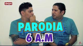 J. Balvin, Farruko 6 AM ft. Farruko | parodia INN la purga