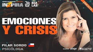Emociones y Crisis - Pilar Sordo