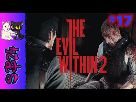 The Evil Within 2 - Episode 17 - It's Jonny Lee Miller