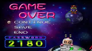 Bomberman World! (PS1) - Game Over!