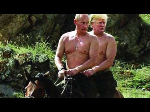 Trump: Putin's American Boy - by Kombinaciya (Комбинация)