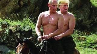 Trump Putin S American Boy By Kombinaciya Комбинация