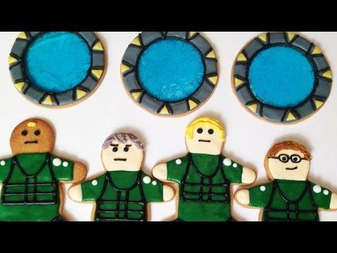 Save STARGATE SG-1 COOKIES - NERDY NUMMIES Screenshots