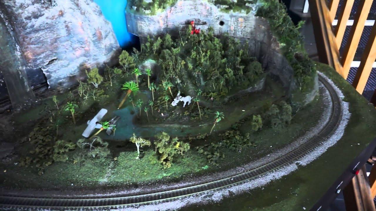 Eevblog 700 indiana jones ho scale model train set youtube