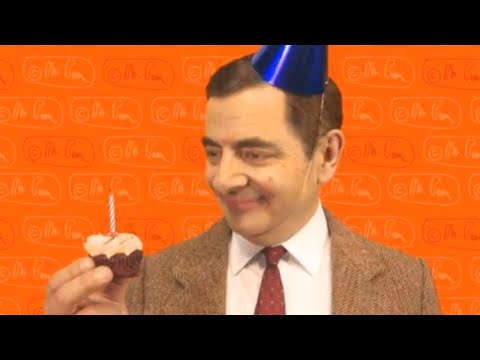 ITS MR. BEANS BIRTHDAY!