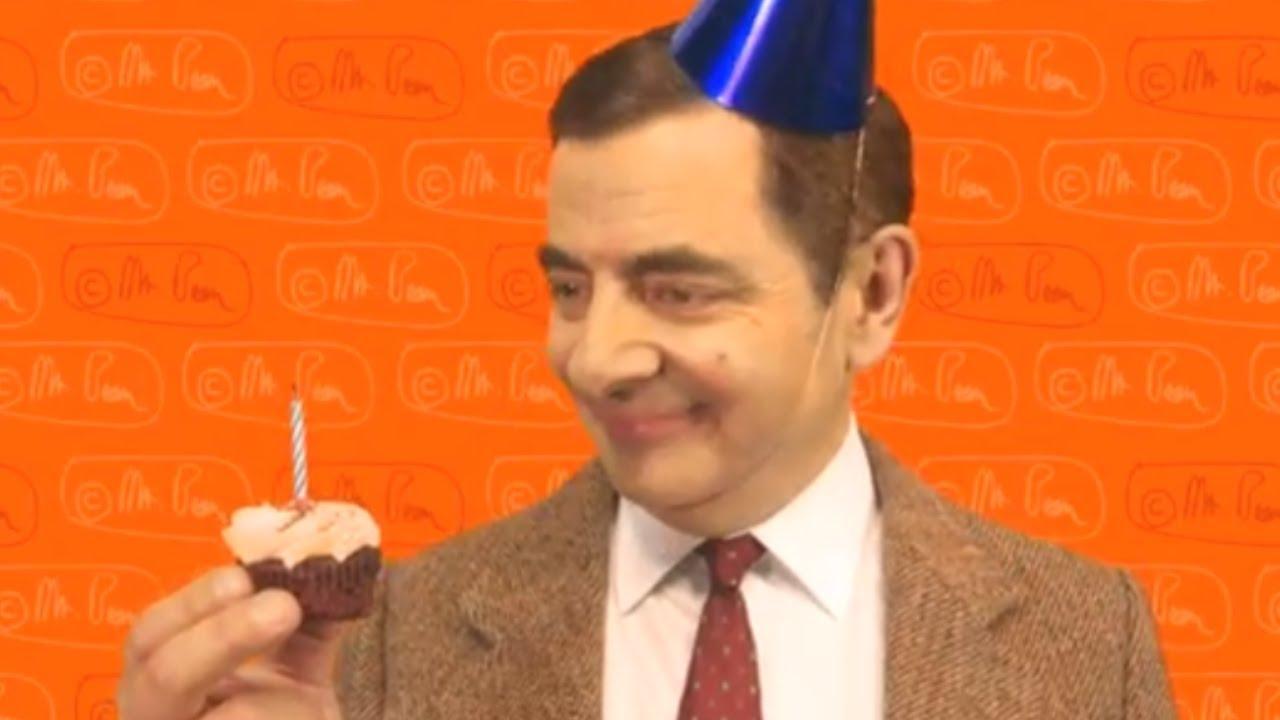 It S Mr Bean S Birthday Youtube
