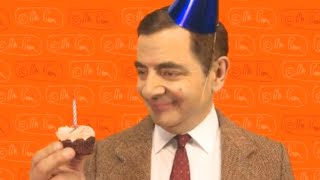 IT'S MR BEAN'S BIRTHDAY!