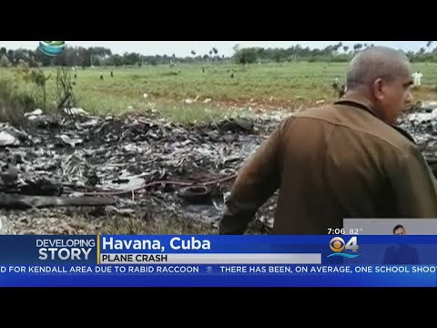 Boeing 737 Carrying 104 Passengers Crashes In Cuba