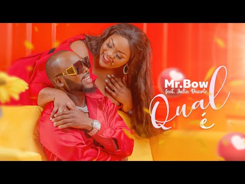 Mr. Bow- Qual é Ft Júlia Duarte ( Official Music Video)