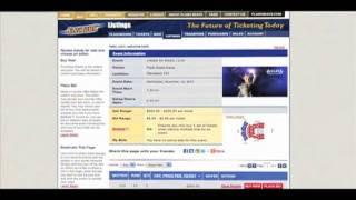 Flash Seats® Tutorial - Selling Tickets
