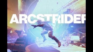 Destiny 2: Slaying It In Quickplay Using Arcstrider! (PS4 Beta Gameplay)
