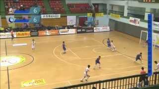 中華民國室內五人制足球企業聯賽-20150322 立青 vs